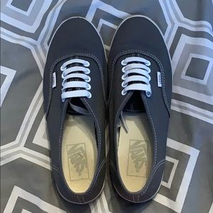 almost brand new vans- worm maybe three times.